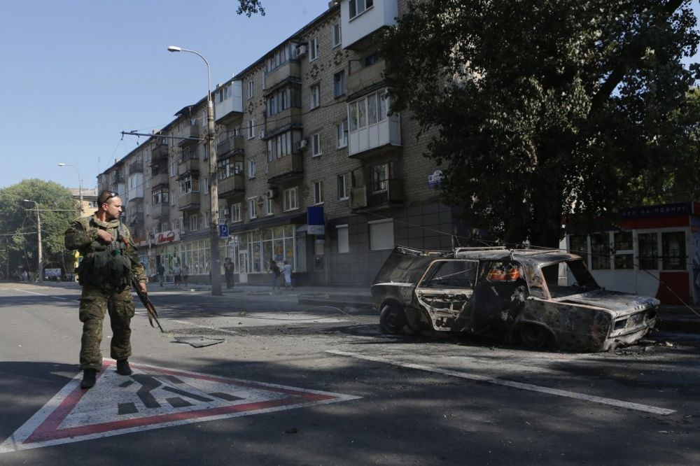 Donetsk, Photo Reuters