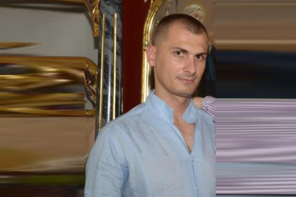 POGINUO ZA SRBIJU: Ovo je hrabri žandarm Stevan Sinđelić (30) koga su ubili Albanci!