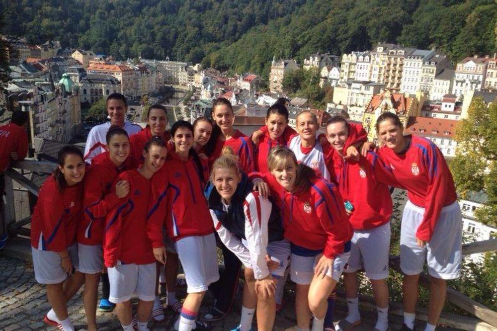 KOŠARKAŠICE USPEŠNE: Srbija savladala Koreju na turniru u Češkoj