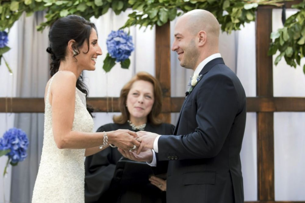 NESREĆA IH SPOJILA: Oženio se sestrom koja ga je negovala posle bombaškog napada u Bostonu