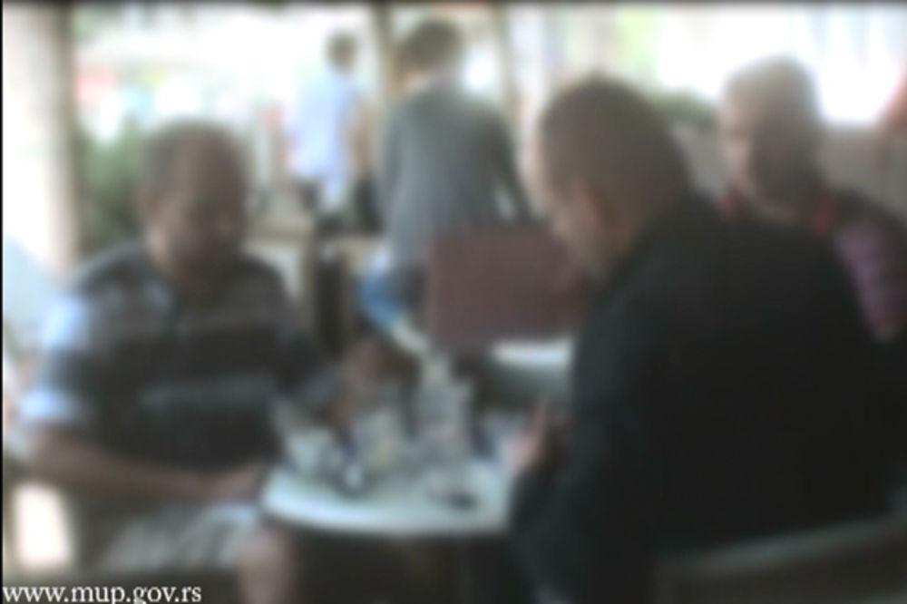 POGLEDAJTE HAPŠENJE: Hrvatski kriminalci reketirali Amerikanca u Beogradu! (VIDEO)