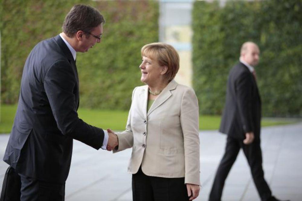 ZAVRŠEN SASTANAK U BERLINU: Merkelova sa premijerima država zapadnog Balkana