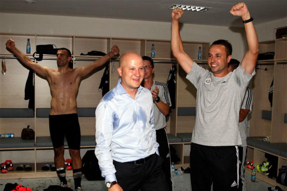 NIKOLIĆ: Azerbejdžanci su provokacijama motivisali igrače Partizana