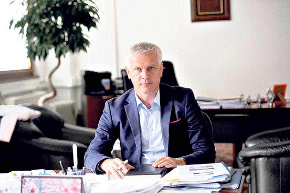 SUKOB INTERESA: Goran Puzović podneo ostavku