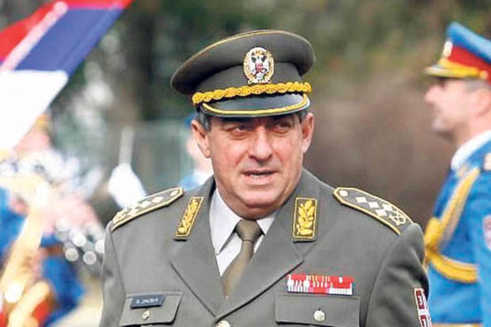 GENERAL DIKOVIĆ: Srbija nije vojno ugrožena, ali pretnji po bezbednost ima!