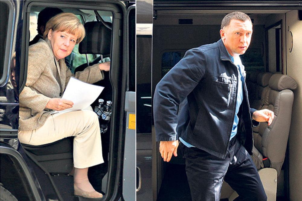 Ruski tajkun Oleg Deripaska žalio se Merkelovoj na vladu Crne Gore