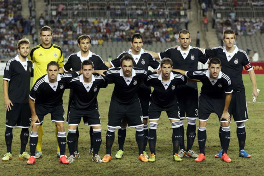 HRVATIMA NEĆE BITI ISPUNJENA ŽELJA: Partizan izbegao Dinamo, crno-beli u trećem šeširu