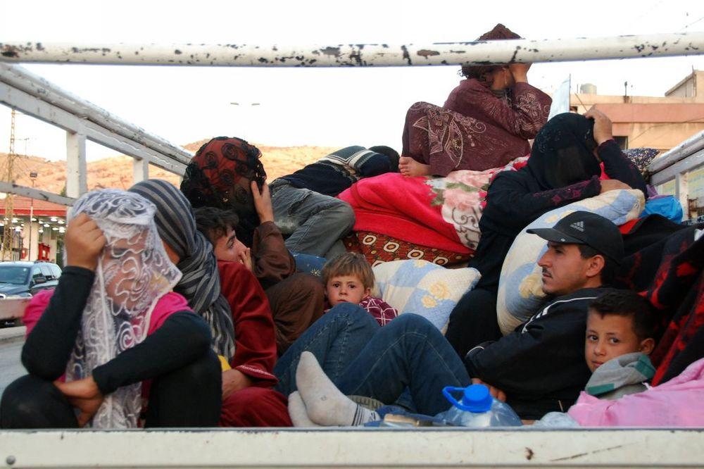 REKE IZBEGLICA: Turska zatvorila pojedine granične prelaze sa Sirijom