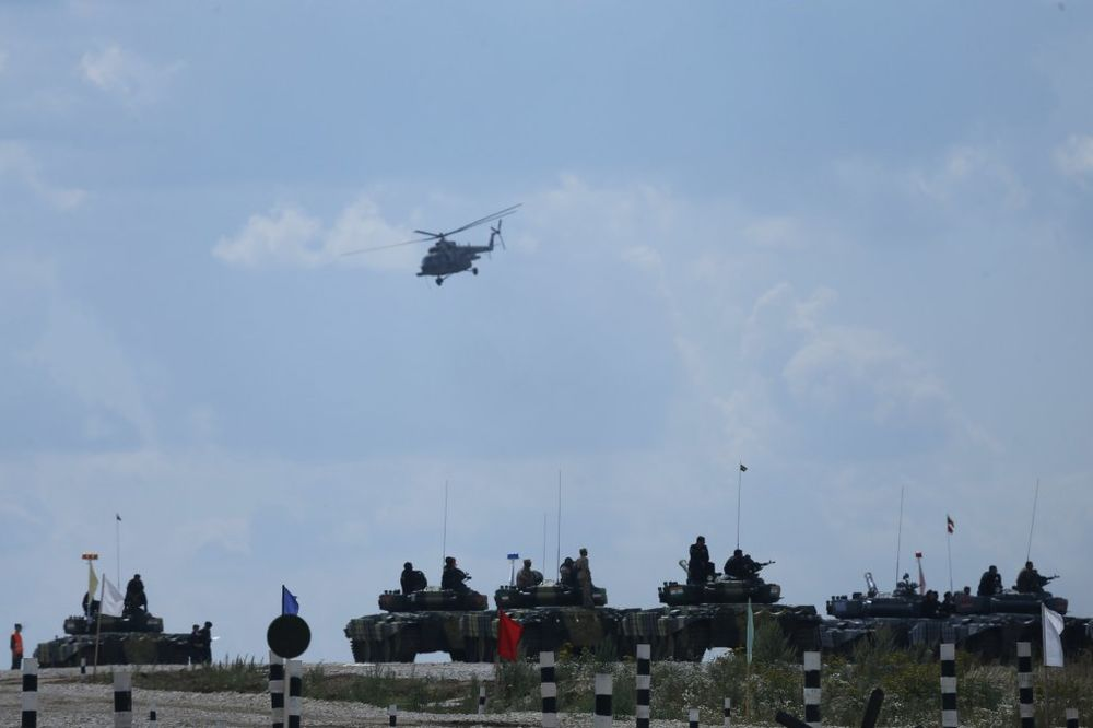 PONOVILI SE: Kina predstavila novo oružje na multinacionalnim manevrima