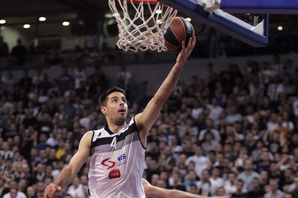 Tepić: Partizan ima visoke ambicije u svim takmičenjima