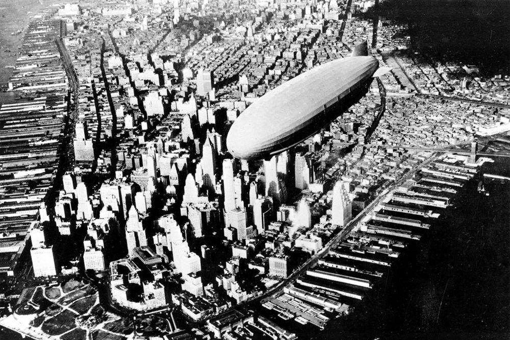 PREŽIVEO PAKAO: Umro poslednji preživeli sa cepelina Hindenburg (VIDEO)