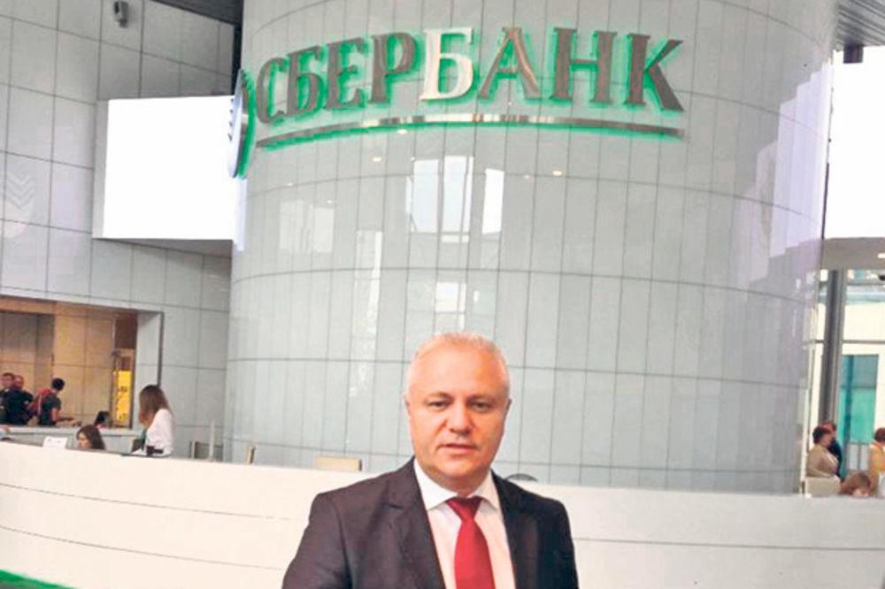 BANKAR: Mlađan Dinkić otišao na novi posao u Moskvu!