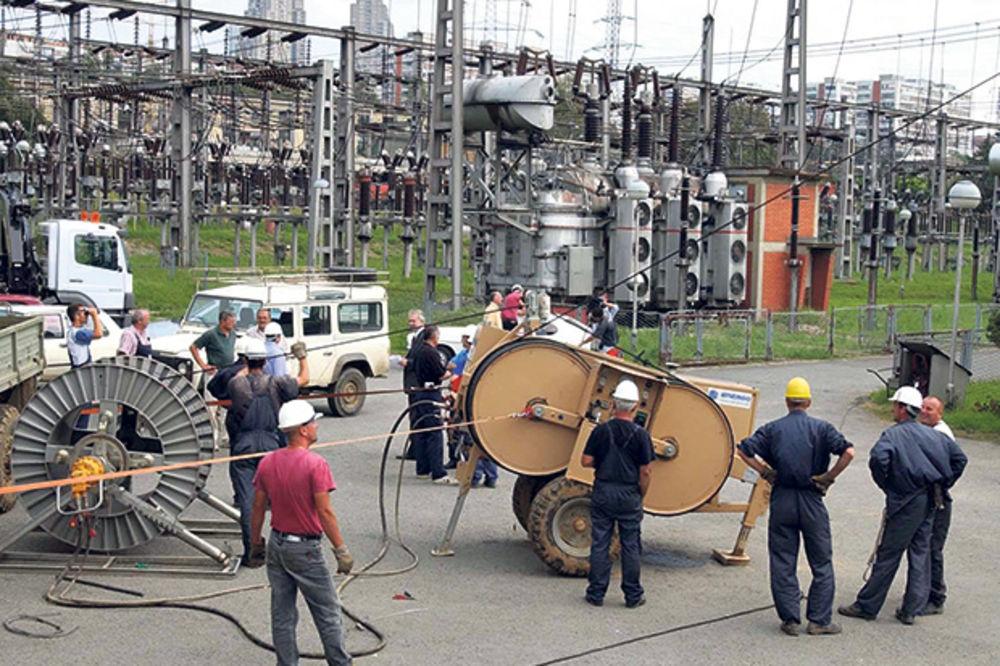 U julu smo proizveli za trećinu manje struje, gasa i rude