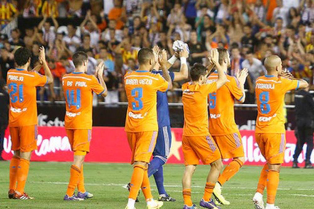 PRIMERA: Pobede fudbalera Hetafea i Valensije