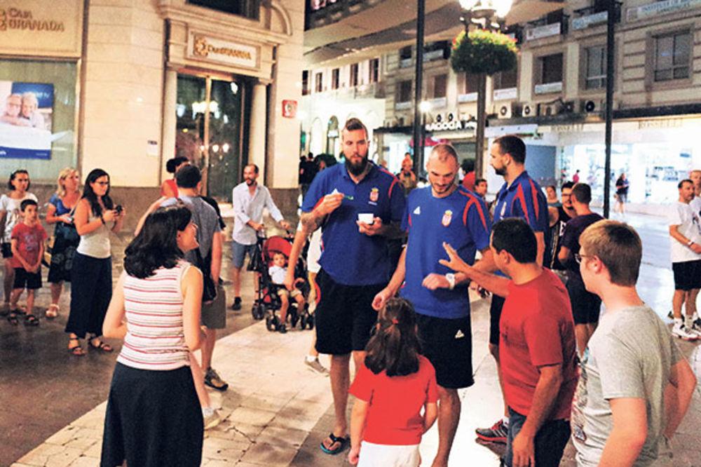 Miloš Teodosić među zvezdama Svetskog prvenstva
