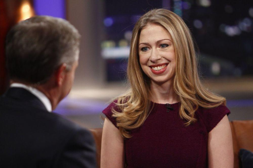 OTIŠLA SA TV: Čelsi Klinton prestala da radi kao reporterka NBC