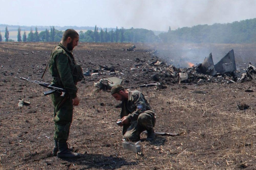 UŽIVO DAN 194: Oboren ukrajinski suhoj 25