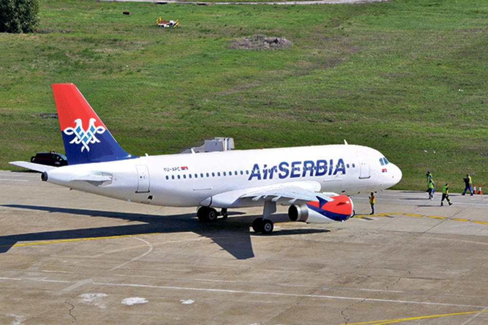 DOBILI KRILA: U kasi Er Srbije 102 miliona evra