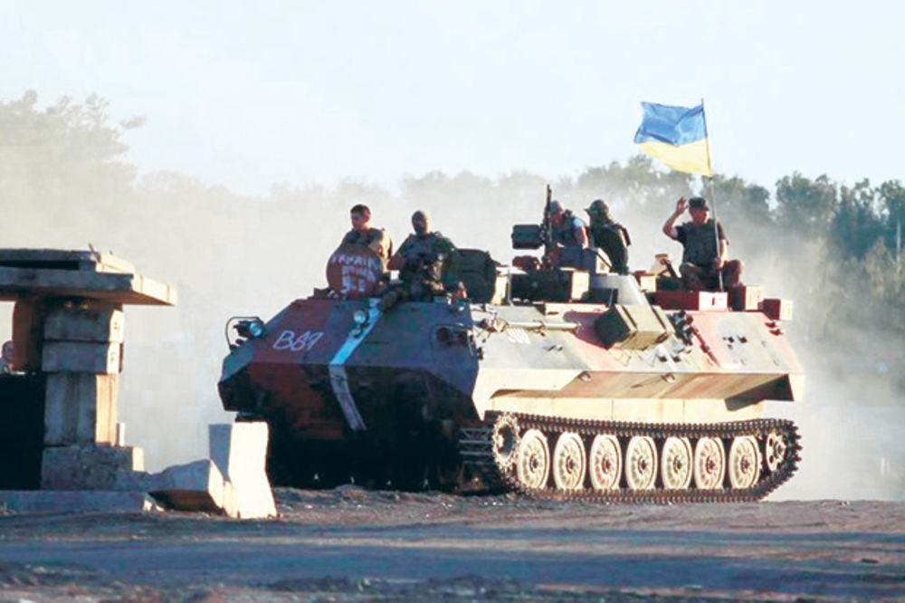 ODLUČUJUĆA BITKA: Ako padne Marijupolj, pada vojska Ukrajine!