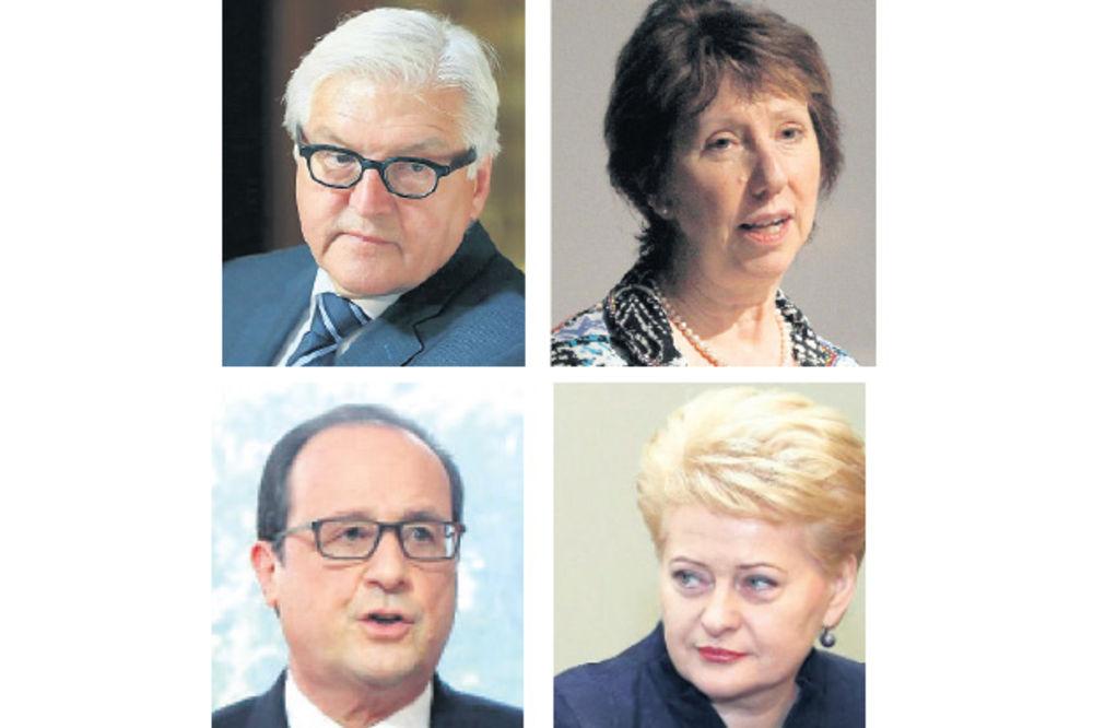 LIDERI EU: Uvešćemo nove sankcije Moskvi!
