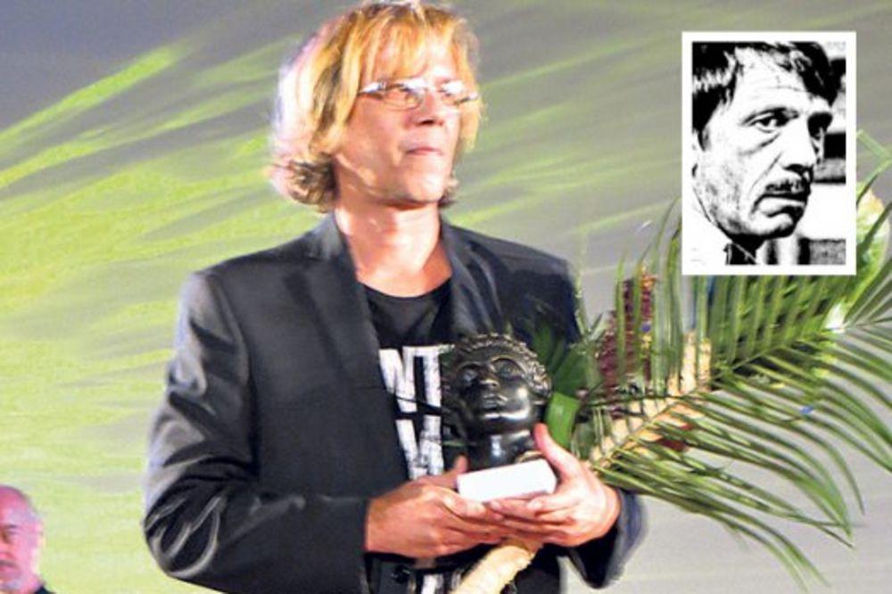 Srđan Todorović: Nagradu posvećujem ocu Bori