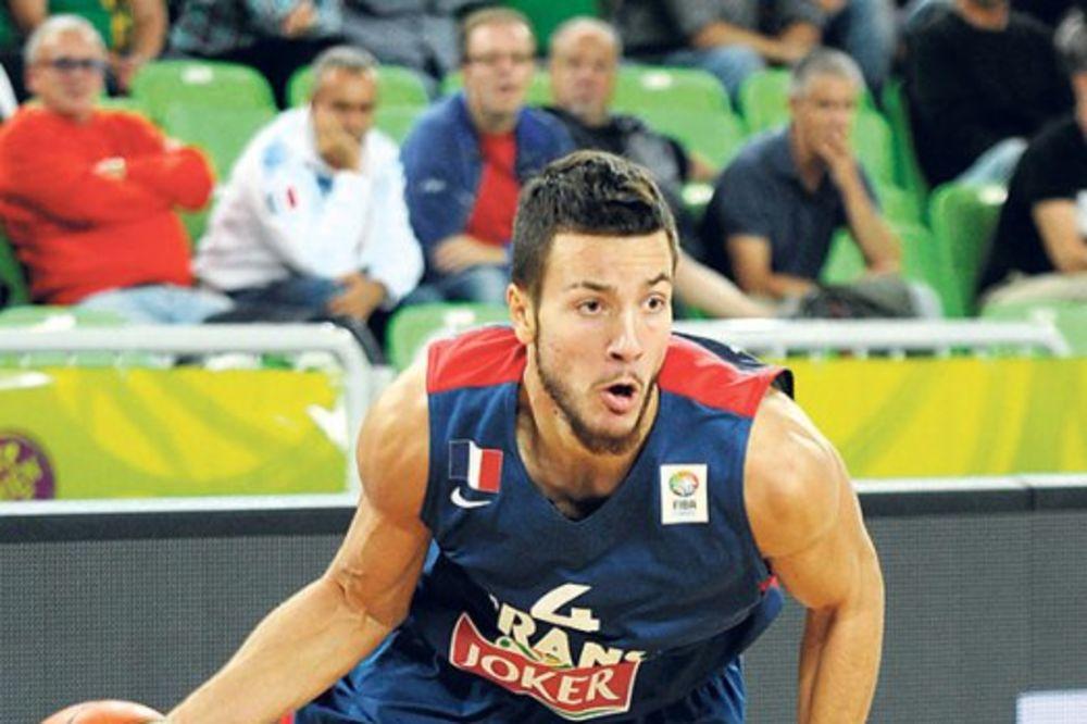 UDARIĆE BOGDAN NA ŽOA: Košarkaši Srbije danas protiv Francuza