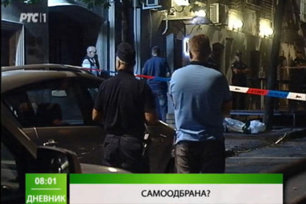 IZAZVALI TUČU ZBOG RAČUNA: Taksista ubio mladića u centru Beograda!