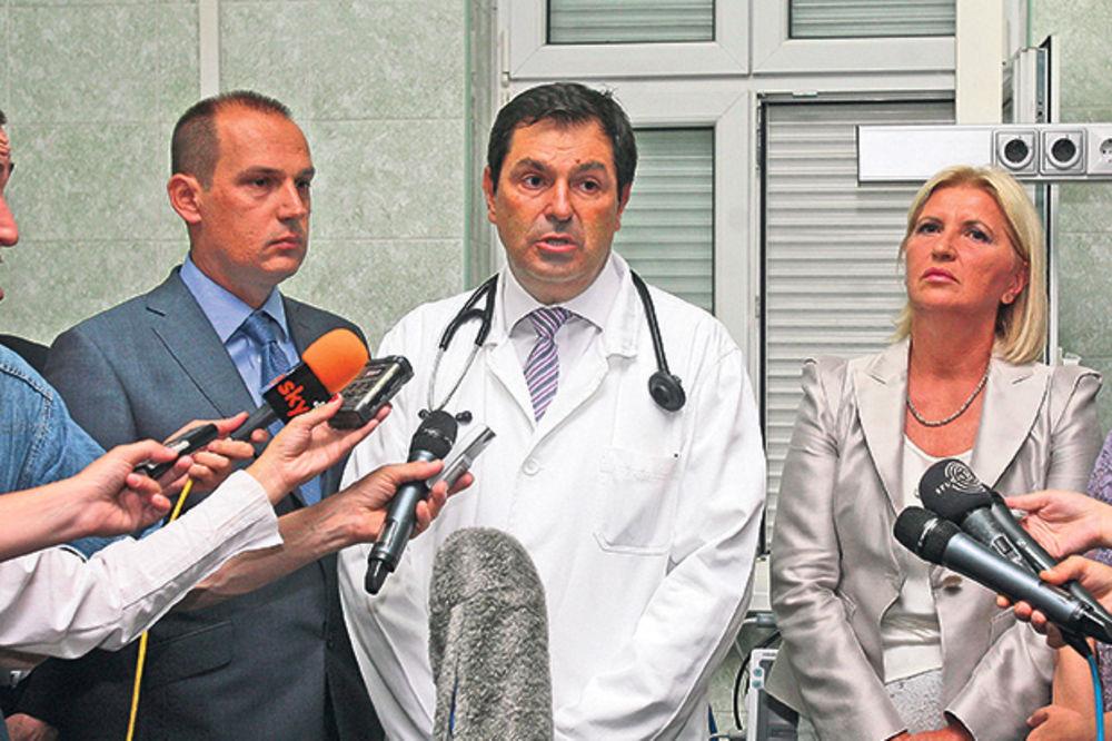 Fondacija Dragice Nikolić: Za Urgentni centar oprema vredna 300.000 dolara!
