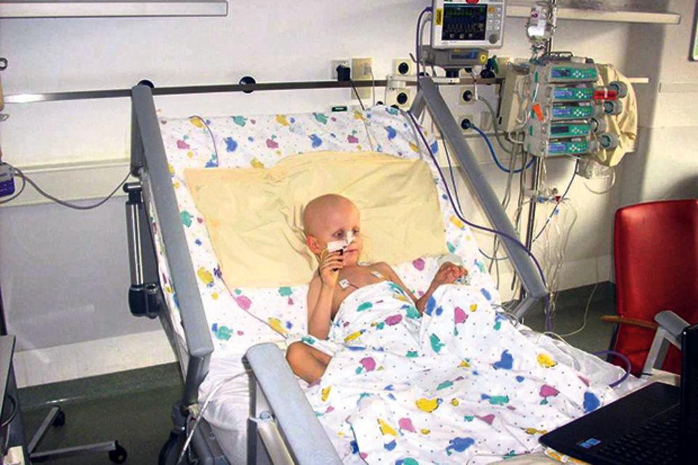 BORBA ZA DRAGANA (3) I DALJE TRAJE: Skupimo 7.000 evra za hemoterapiju!