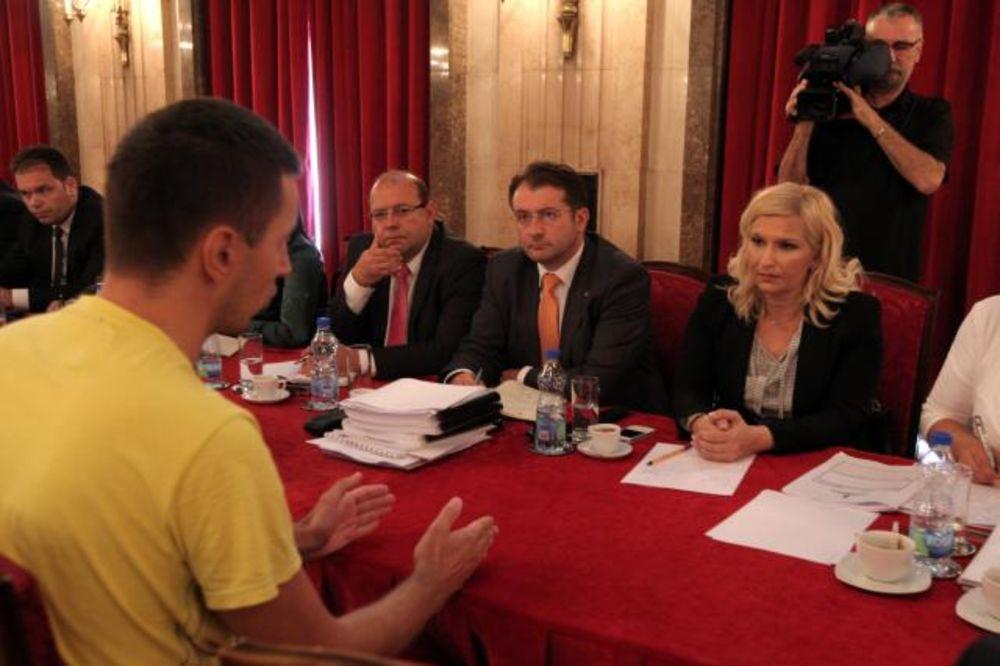 Mihajlović danas razgovarala o problemima Beograđana