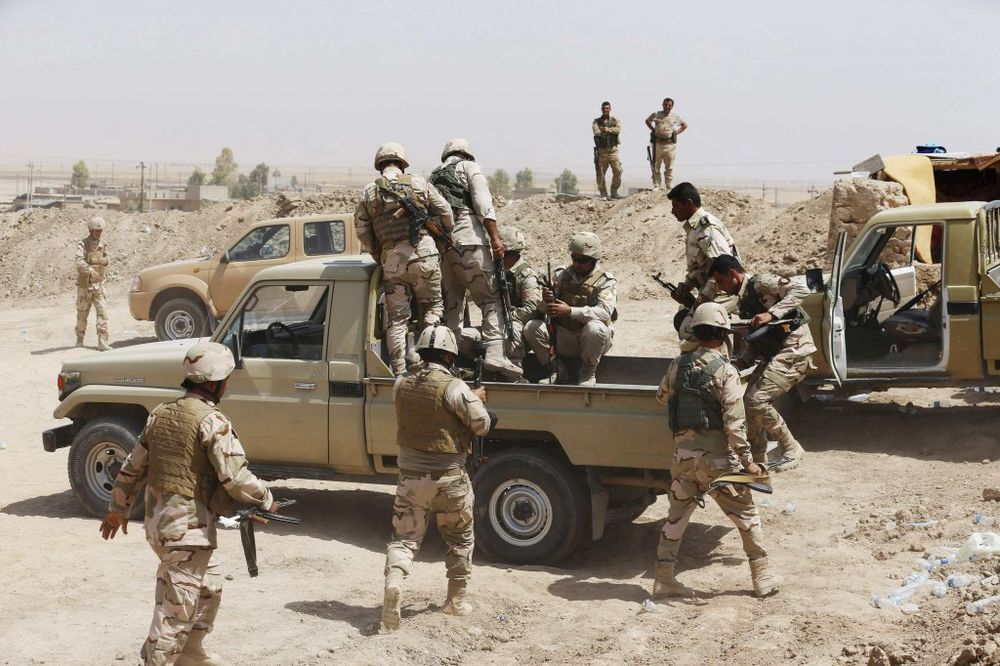 USPEŠNA AKCIJA: Iračke snage probile blokadu Islamske države i ušle u Amerli