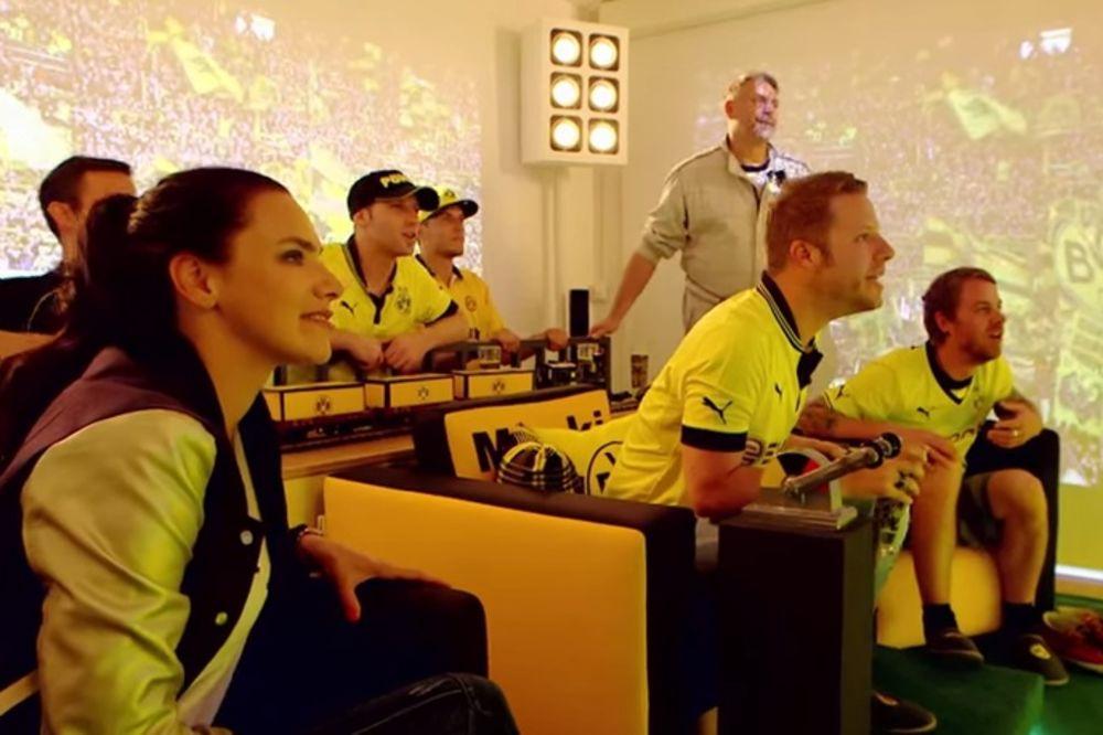 (VIDEO) RIJALITI ZA FUDBALSKE FANATIKE: Napravi mi stadion od stana