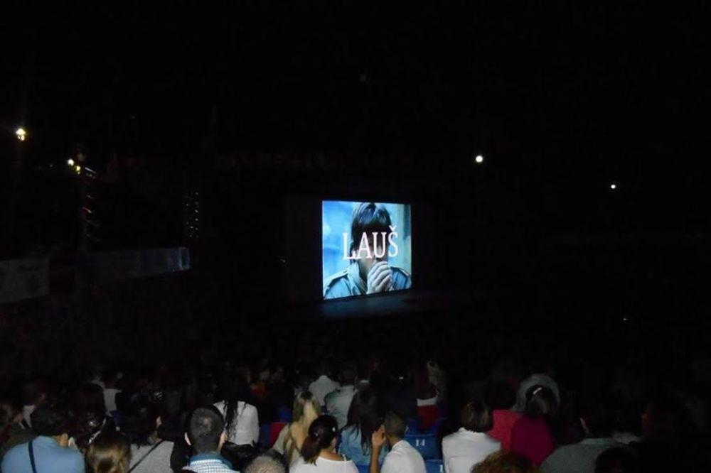 SUZE ZA KRAJ: Lauš zatvorio filmske susrete u Nišu