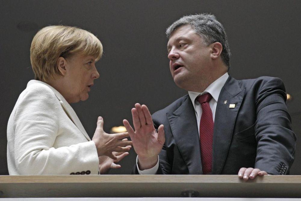 UŽIVO DAN 195 MERKEL: Nemačka neće isporučivati naoružanje Ukrajini!