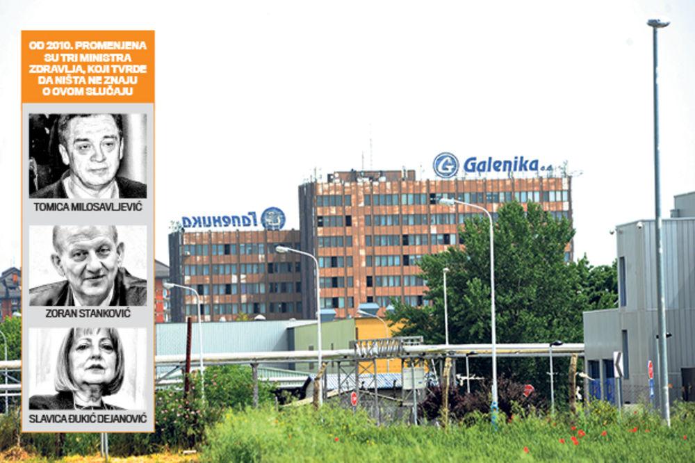 AFERA NARKO-SRBIJA: Država na crno prodala tonu droge iz Galenike!