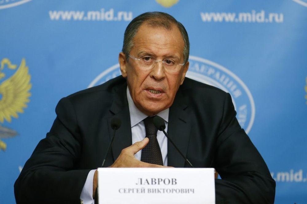 SERGEJ LAVROV: Neće biti vojne intervencija Rusije u Ukrajini