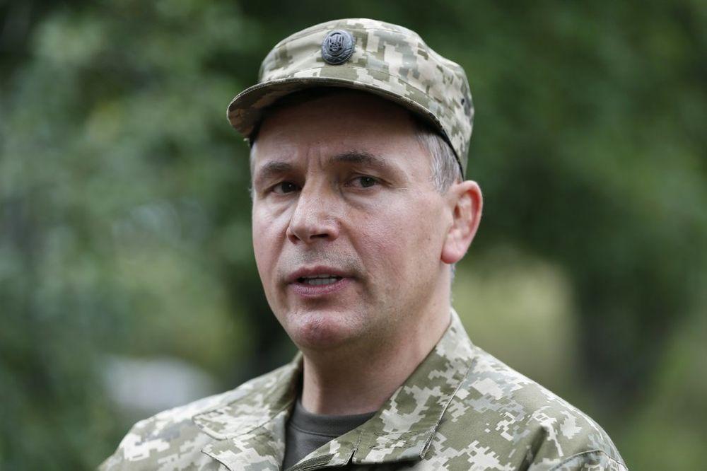 UKRAJINSKI MINISTAR ODBRANE: Pred nama je rat veći od Drugog svetskog!
