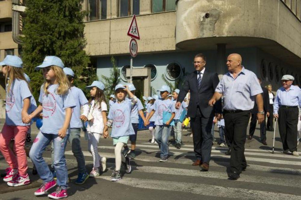 Stefanović: Akcija protiv bahatih vozača kod škola