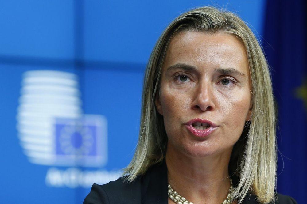 MOGERINI: Rusija Evropskoj uniji više nije strateški partner!