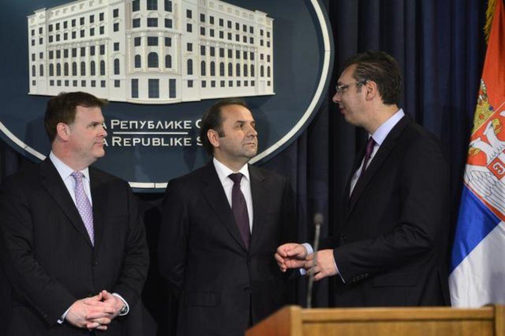Vučić razgovarao sa Berdom, potpisan sporazum o zaštiti investicija