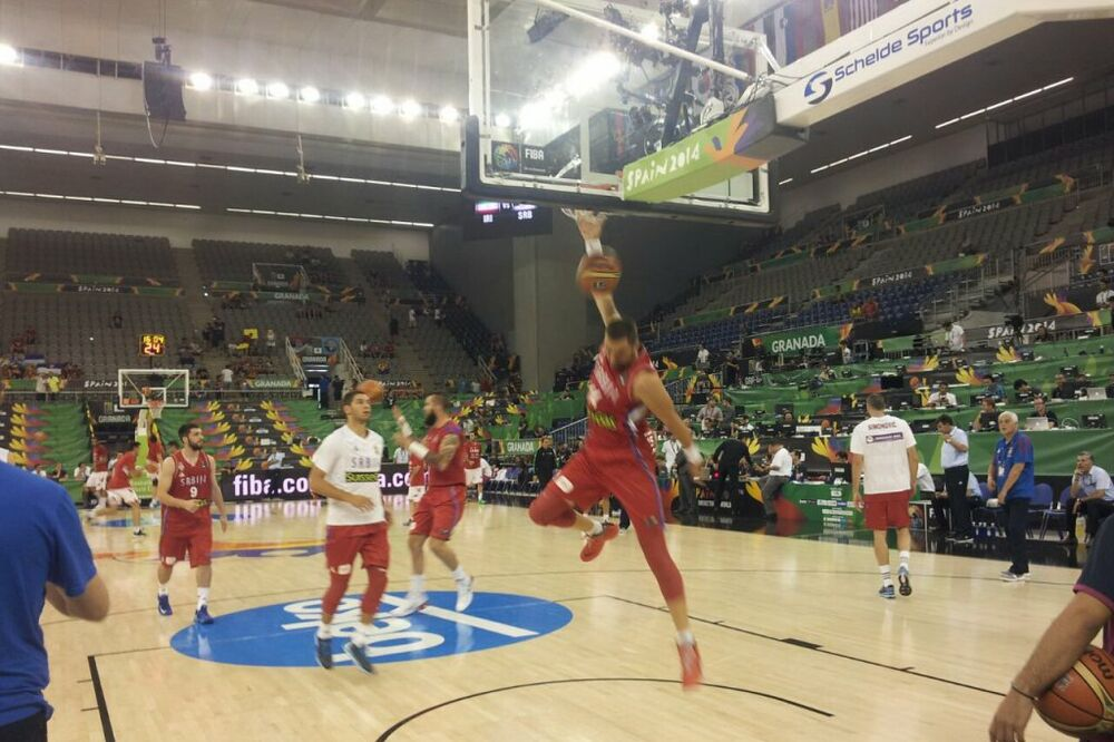 UŽIVO: Nepovezana igra Srbije, Iran vodi 11:7