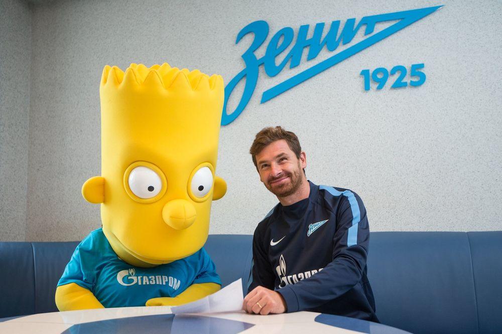 (VIDEO) NIJE ŠALA: Ostali dovode fudbalere, Zenit doveo Barta Simpsona!