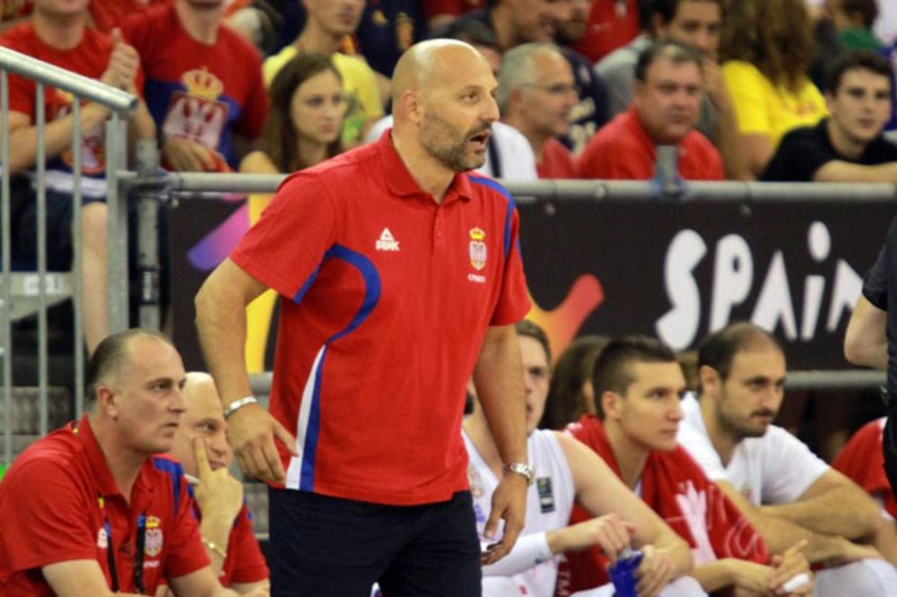 Đorđević: Odbrana donela pobedu, idemo dalje, mirne glave