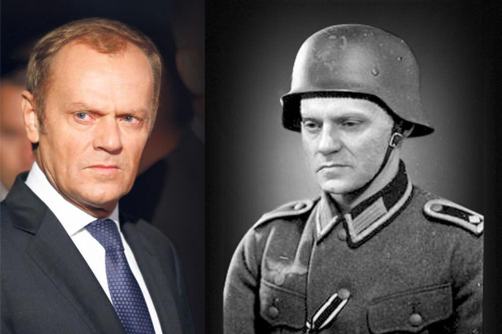 KRITIČARI NAPALI DONALDA TUSKA: Deda novog lidera EU bio je nacista!