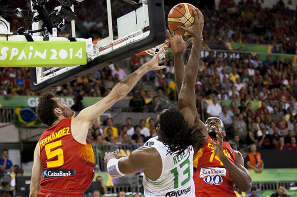 FURIJA 3/3 - Španci ubedljivi i protiv Brazila na Mundobasketu
