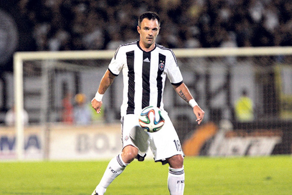 Nikola Drinčić ostaje u Partizanu!