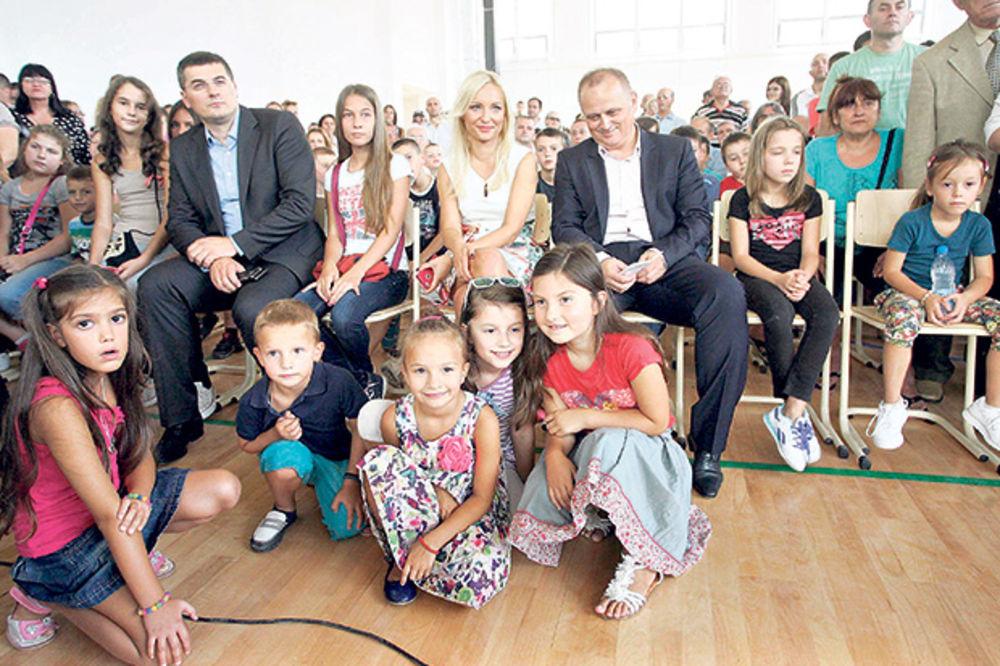Otvorena škola u naselju Stepa Stepanović