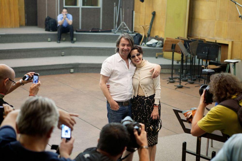 VELIKA ČAST: Čuvena španska pevacica Luz Kasal gošća Manjifika
