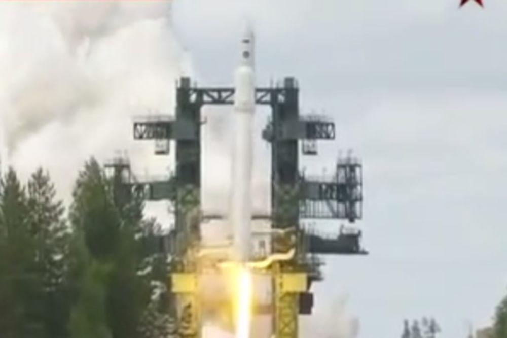 SUPERTEŠKA RAKETA: Angara će zameniti sojuz, lansiranje sa severa Rusije