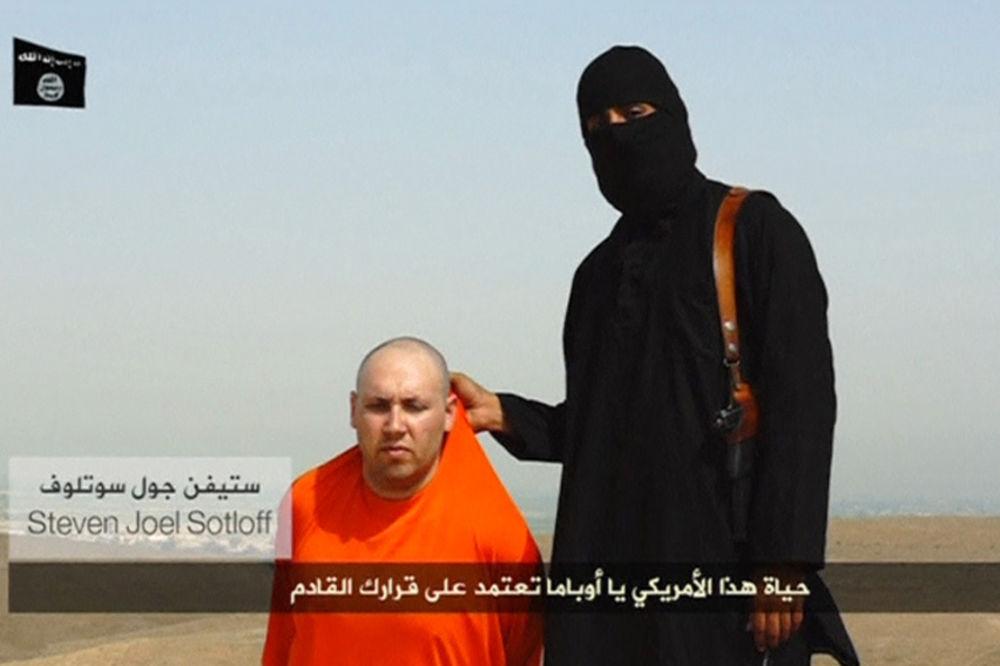 DŽELAT JE ISTI: ISIL odrubio glavu još jednom američkom novinaru (UZNEMIRIJUĆI VIDEO)